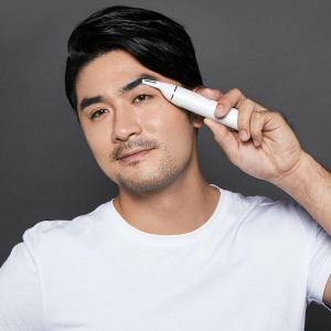 XIAOMI SOOCAS N1 Electric Nose Hair Trimmer Portable IPX5 Waterproof Eyebrow Remover