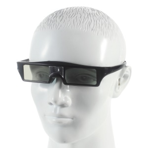 SG30-DLP 144Hz 3D Infrared Active Shutter Glasses Rechargeable for 3D DLP-Link Projectors