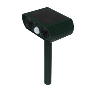 RC-510 Ultrasonic Solar Power Pest Animal Repeller