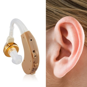 AXON F-139 Wireless BTE Hearing Aid Volume Adjustable Sound Enhancement Amplifier