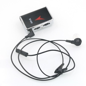 AXON V-99 Wired Hearing Aid Clip Style Voice Amplifier Sound Enhancement