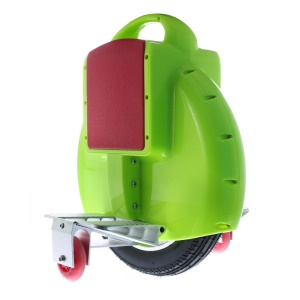 Chargeable Self-balancing Electric Scooter Unicycle Bicycle - Green
