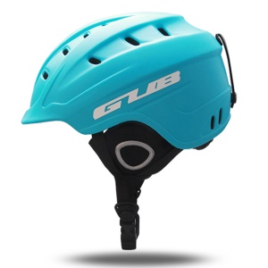 GUB 616 Multifunctional Lightweight Ventilated Helmet for Skiing - Blue