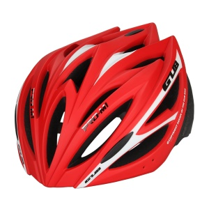 GUB M1 Unisex Mountain Road Bike Motorcycle Protective Helmet, Head Size: 55-61cm - Red