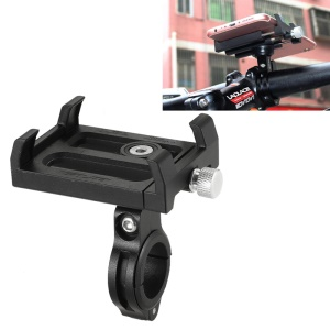 GUB Plus 3 Bicycle Phone Holder Mount 360 Degree Rotating Handlebar Clip Stand Width: 60~100mm