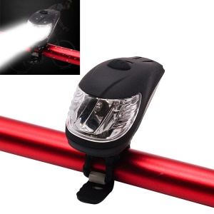 LED Safety Warning Bicycle Headlight Intelligent Induction Bicycle Lamp