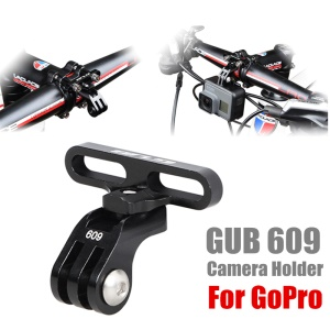 GUB 609 Aluminum Alloy Bicycle Camera Holder Bike Handlebar Stem Mount