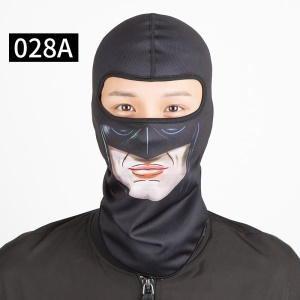 Outdoor Sports Cycling UV Protection Balaclava Mask Dust-proof Wind-proof Anti-fog Face Mask - 028A