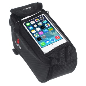 YANHO Bicycle Front Tube Bag for Touch Screen Cell Phone / GPS