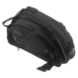 B-SOUL Cycling Bike Top Tube Bag with Rainproof Cover