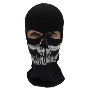 Cool Skull Protective Face Mask for Outdoor CS Cycling Hiking - Style C