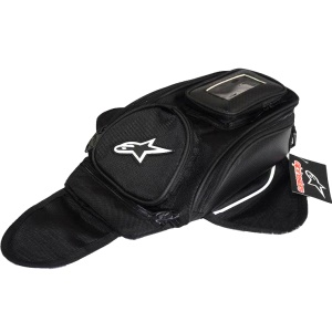 ASTARS 5L Magnetic Motorcycle Oil Fuel Travel Tank Bag