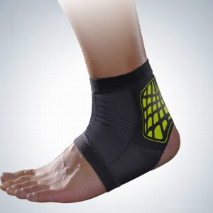 MLD Breathable Lightweight Cycling Sports Ankle Protector Support - Green / M