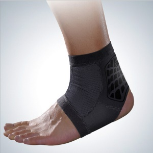 MLD Breathable Running Sports Ankle Protector - Grey / L