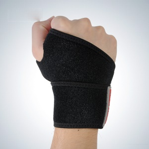 MLD Breathable Outdoor Sport Wrist Band Anti-skid Weight Lifting Wrist Support Bandage