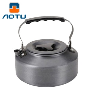 AUTO AT6302 1.1L Teapot Outdoor Camping Hiking