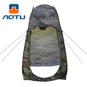 AOTU AT6505 Maple Leaf Dressing/Changing Tent for Camping