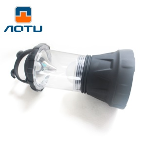 AOTU AT5533 F11 Portable Outdoor Camping Light Lamp with Hook