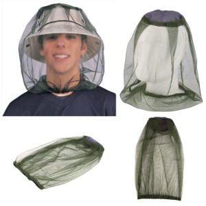 Mosquito Head Net Face Neck Protection Anti-mosquito Anti-bite Anti-insect Net