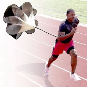 Running Parachute Training Chute Speed Strength Resistance