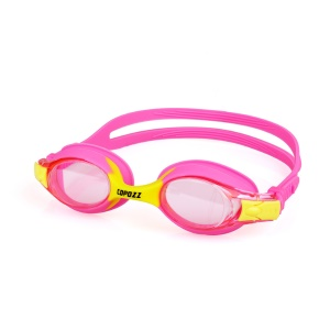 COPOZZ Anti-fog Swimming Goggles for Kids and Early Teens (GOG-3240) - Pink