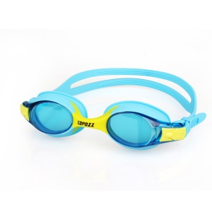 COPOZZ Swimming Goggles Anti-fog Glasses for Kids and Early Teens (GOG-3240) - Blue