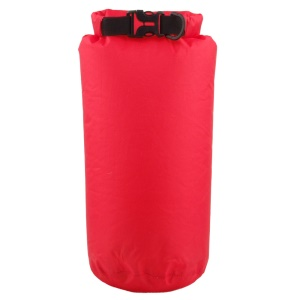 15L Lightweight Adrift Storage Bag Waterproof Dry Bag Sack for Boating Fishing Swimming Camping - Red