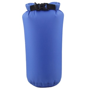 15L Lightweight Adrift Storage Bag Waterproof Dry Bag Sack for Boating Fishing Swimming Camping - Dark Blue