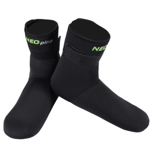 NEOPINE NSS-1 1 Pair 3.5mm Waterproof Protective Diving Socks, Size: XL (27cm)