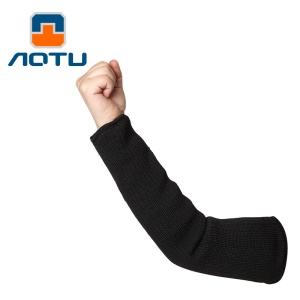 AUTO AT8824 Steel Wire Safety Cut Resistant Bracers Armguards Outdoor Camping Tourism Protective Tool