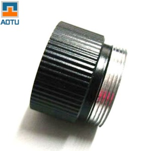 AOTU AT5539 Couvercle De Tube D'extension De Batterie En Aluminium