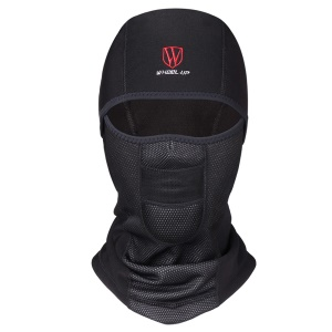 WHEEL UP Windproof Breathable Cycling Mask Face Cover Cap for Men and Women
