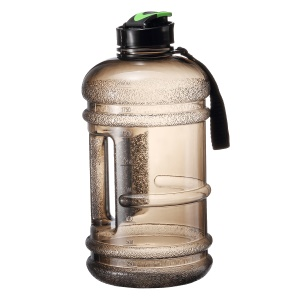 2.2L Large Capacity Portable Sports Water Bottle Plastic Drinking Water Jug Water Bottle with Handle