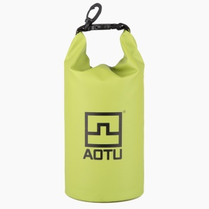 AOTU AT6623 1.5L Digital Camera Waterproof Bag for Outdoor Swimming Drifting - Green