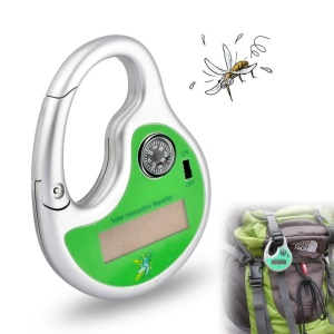 Portable Solar Ultrasonic Mosquito Insect Killer with Compass