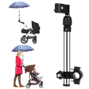 Baby Pram Kinderwagen Stuhl Umbrella Bar Halter Mount Stand Handle