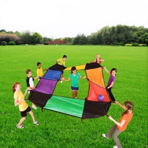 Different Colors Team Building Training Game Accessory for Kids & Adults