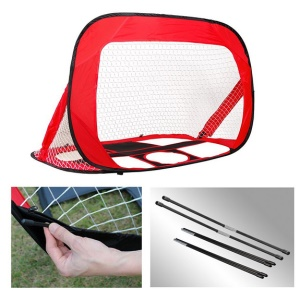 Foldable Soccer Goals Multipurpose Portable Football Door With Carrying Bag