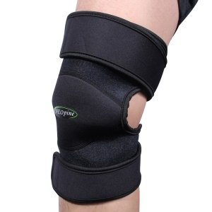 NEOPINE KS-2 Kneepad Knee Support Protector for Cycling Sports - Black