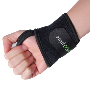 NEOPINE WS-2 Cycling Wrister Gloves Wrist Protector for Sports (One Pair), Size: 38.6 x 8.0cm