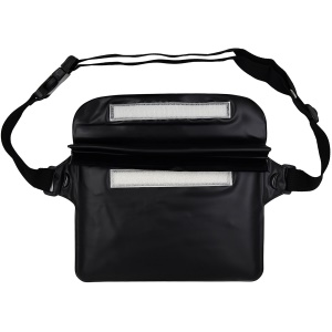 2M Underwater Universal PVC Waterproof Pouch Case Waist Bag (YF220-150) - Black