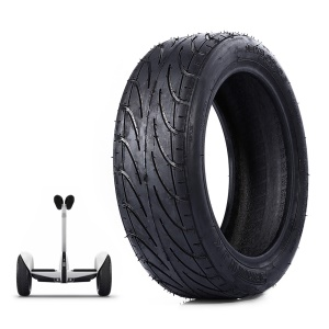 10 Inch Thickened Vacuum Rubber Tire for Xiaomi No.9 Self Balancing Scooter (10/3.00-6.5)