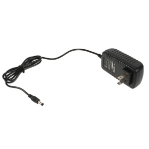 12V 2A Power Charger Adapter for CCTV Security Camera - US Plug