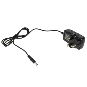 12V 2A Power Charger Adapter for CCTV Security Camera - UK Plug
