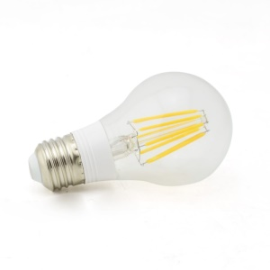 A60 E27 5W AC 90-260V High Power LED Ball Bulb Light - Cool White