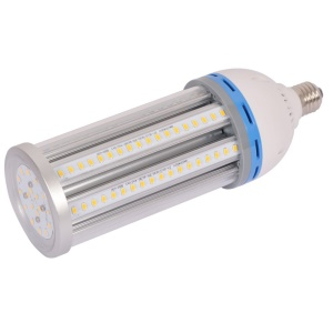 54W 4590-5130Lumens 5630 SMD 162-LED Corn Lamp Light LED-6043 - E27 / White