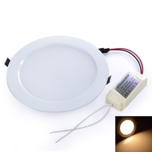 LEXING 5-inch 15W SMD 5730 30-LED Dimmable Downlight 220-240V with Driver - Warm White