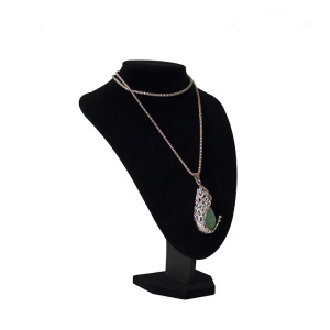 Necklace Display Neck Stand Necklace Chain Pendant Neck Model Display Holder for Jewelry Display