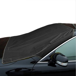 Magnetic Windshield Snow Cover Waterproof Sunproof Ice Frost Auto Cover