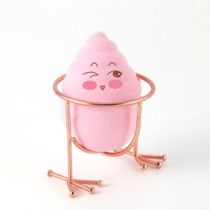 Makeup Sponge Holder Egg Sponge Stand Puff Display Stand Dryer
